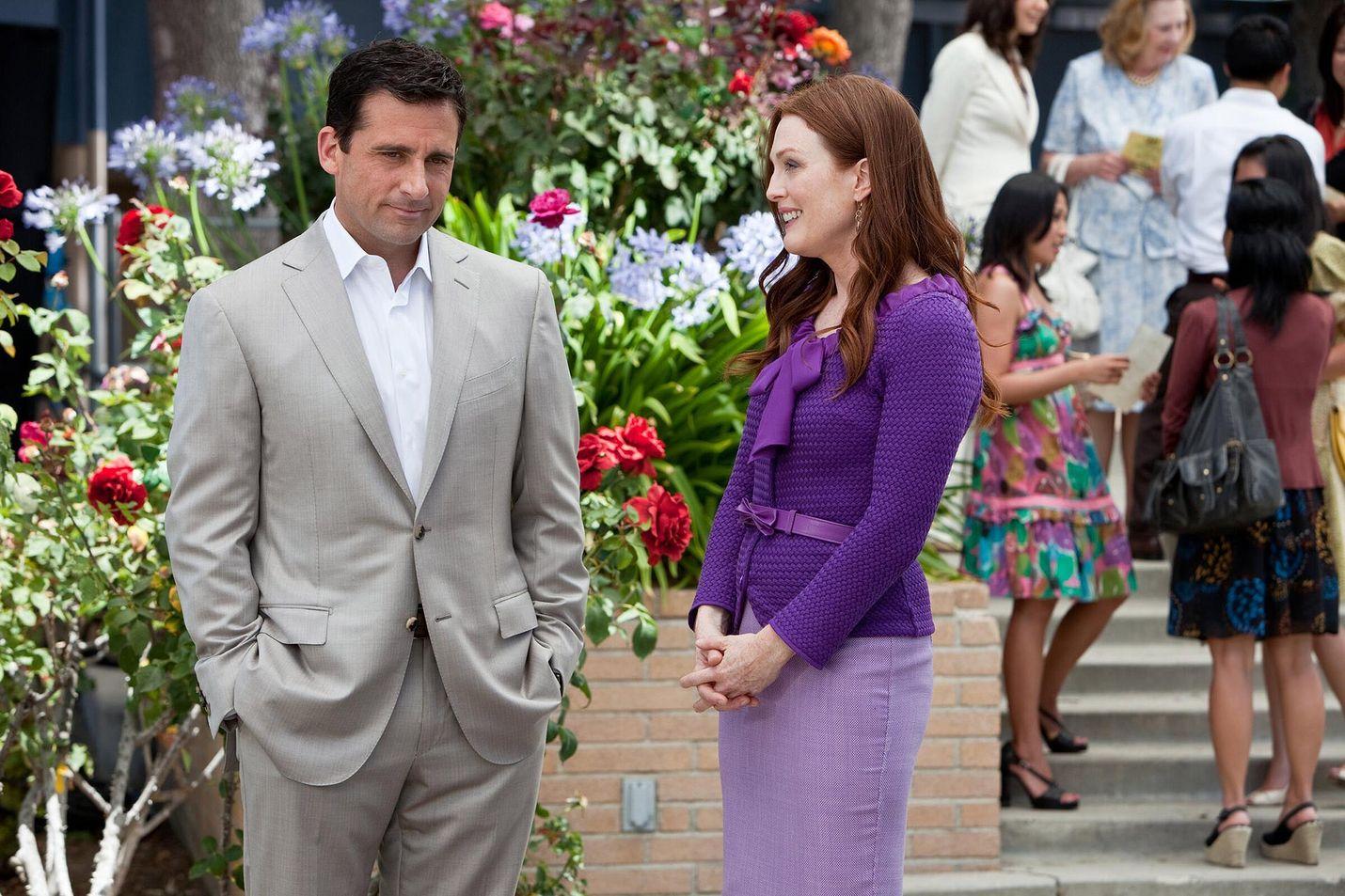 Vastikään vaimostaan eronnut Cal huomaa olevansa nelikymppinen sinkku elokuvassa Hölmö, hullu rakkaus.
