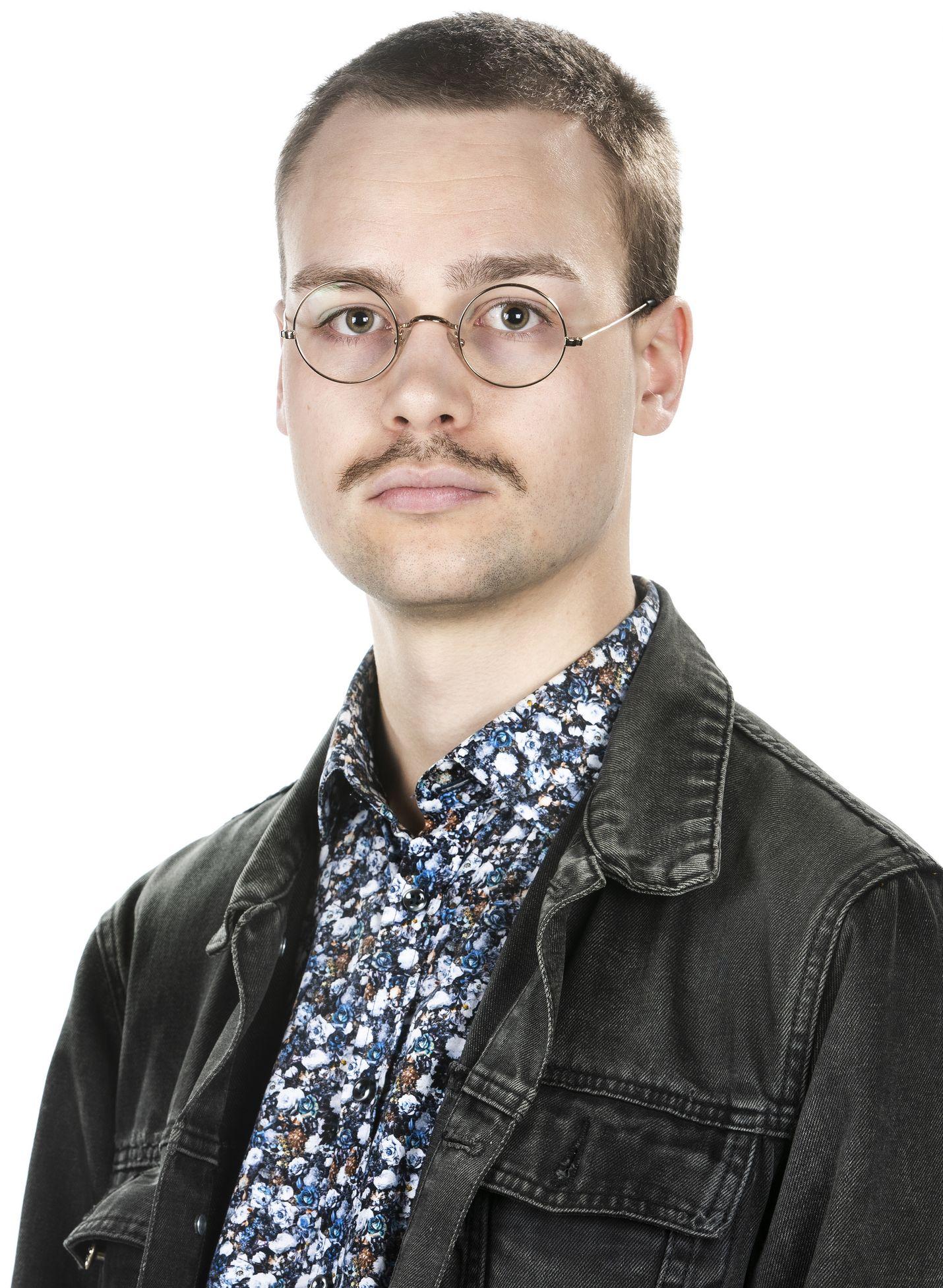 Kirjoittaja Sakari Hällfors on Lännen Median toimittaja.