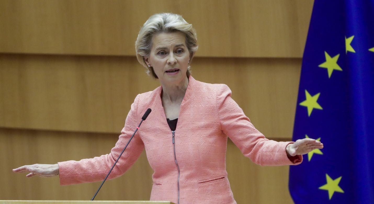 Ursula von der Leyen pitää tänään toisen puheensa EU:n tilasta.