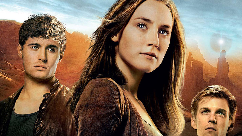 Stephenie 'Twilight' Meyerin romaaniin perustuvassa scifijännärissä maapallo ja lähes koko ihmiskunta ovat joutuneet avaruusolentojen valtaan.