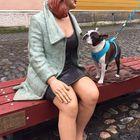 Rauma Flikk, toiselta nimeltään Kerttu, tulee mainiosti toimeen myös eläinystävien kanssa.