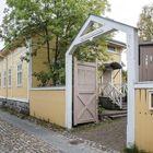 Pyhän Nikolaoksen muistolle pyhitetty rukoushuone sijaitsee Raumalla keskellä vanhaa Raumaa.