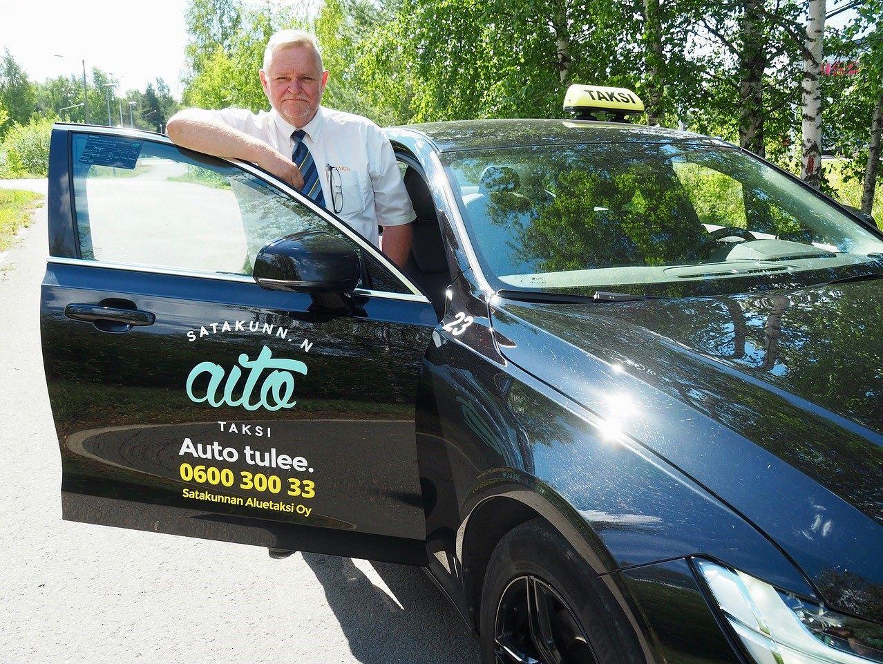 Satakunnan Aito Taksi