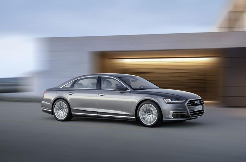 Uusi Audi A8