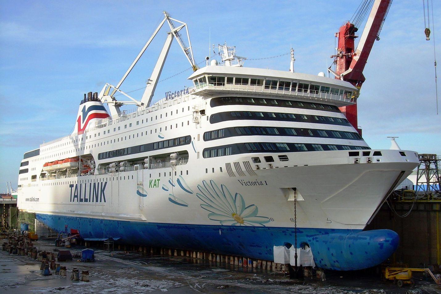 Victoria 1 Laiva