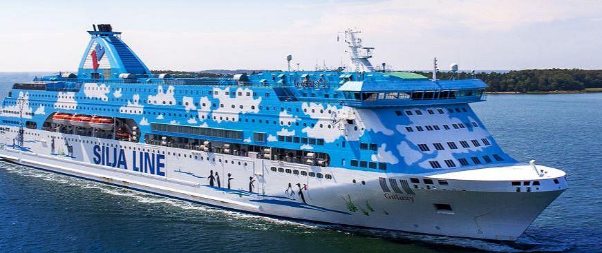 Tallink Turku Tukholma
