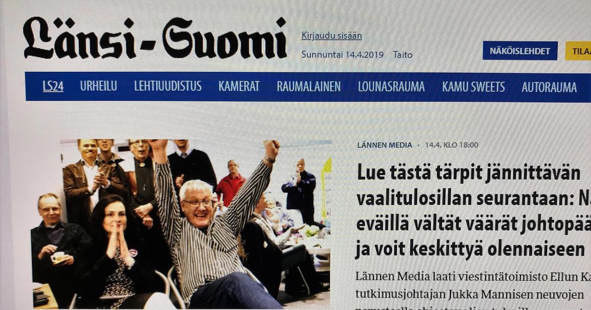 Länsi-Suomi Lehti