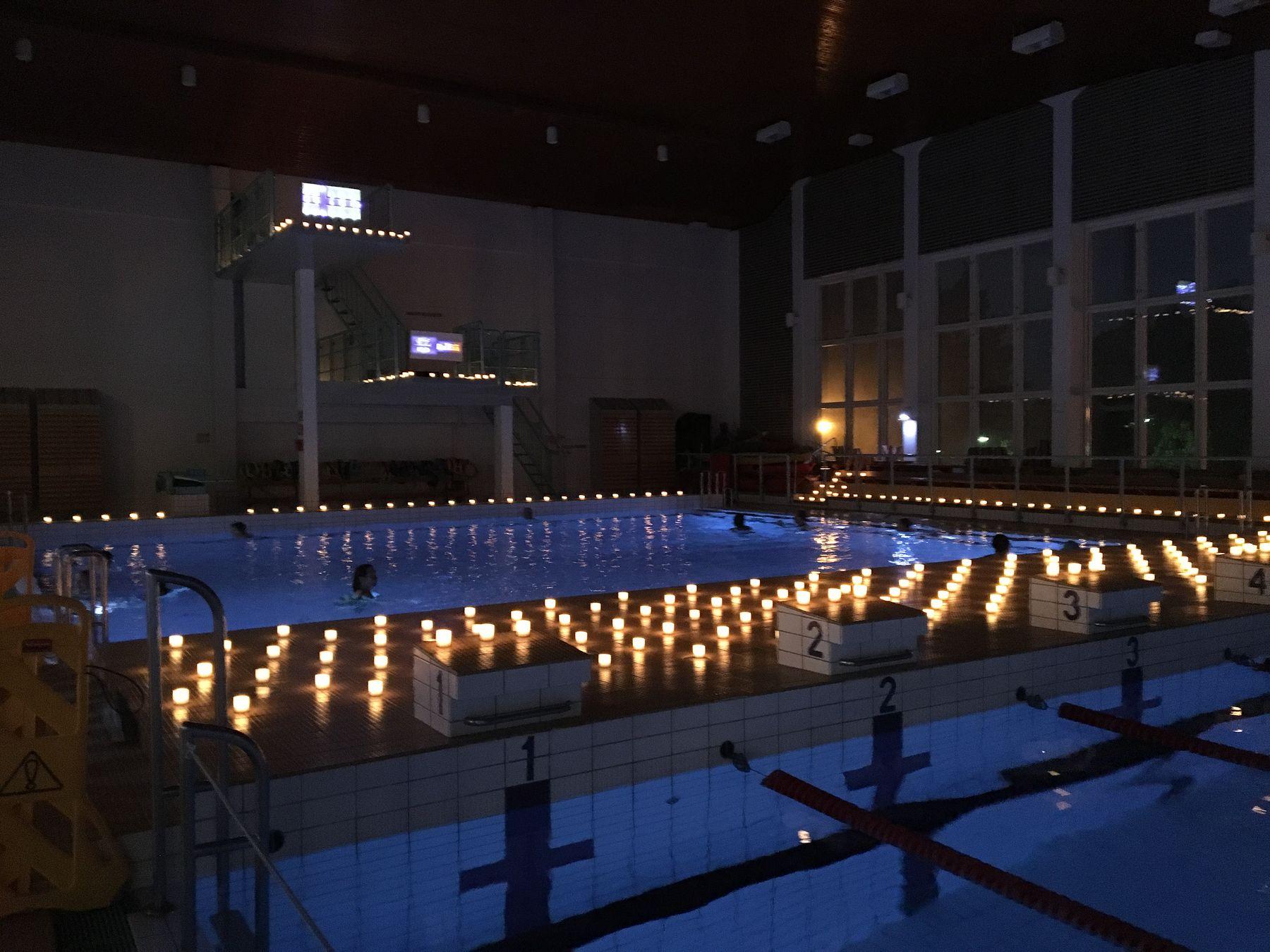 Kynttiläuinti