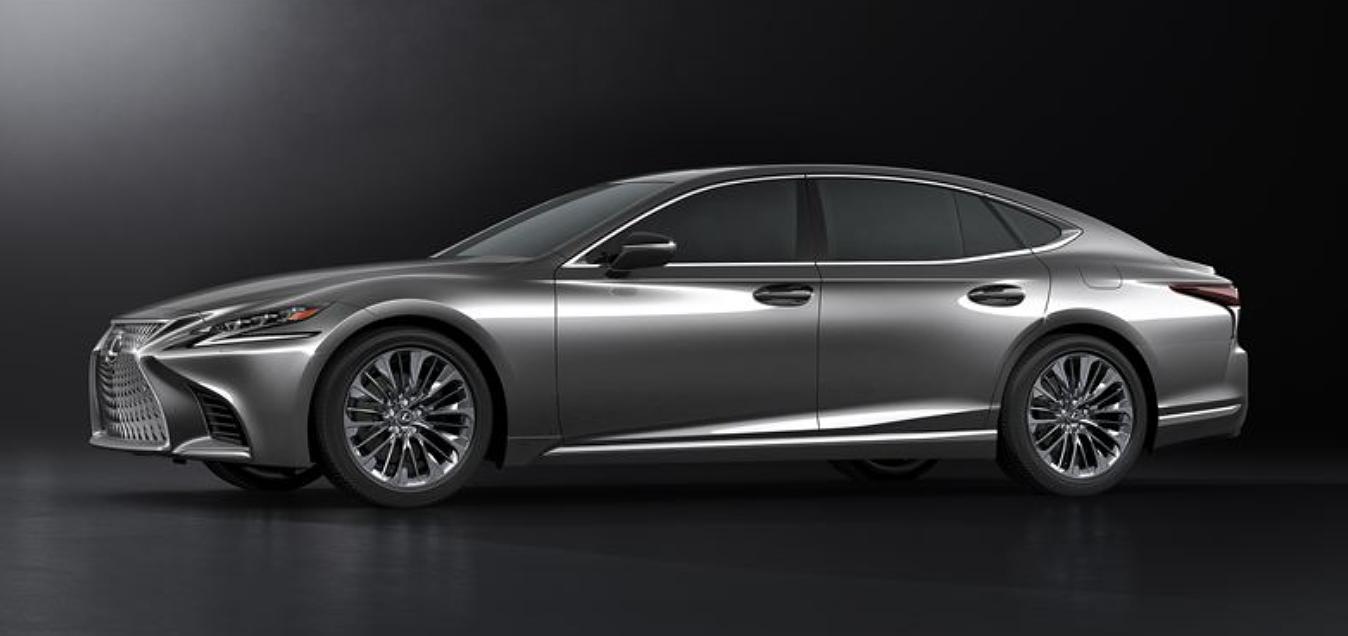 Lexus LS.