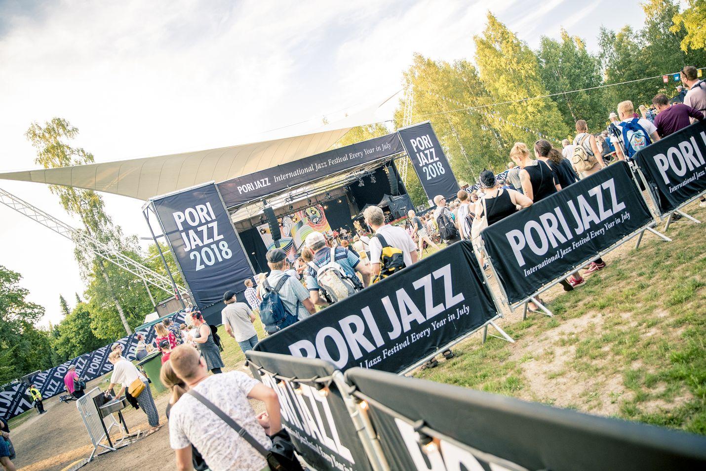No Jazz Fest >> Pori Jazz Paljastaa Uuden Toimitusjohtajansa Edellinen Sai