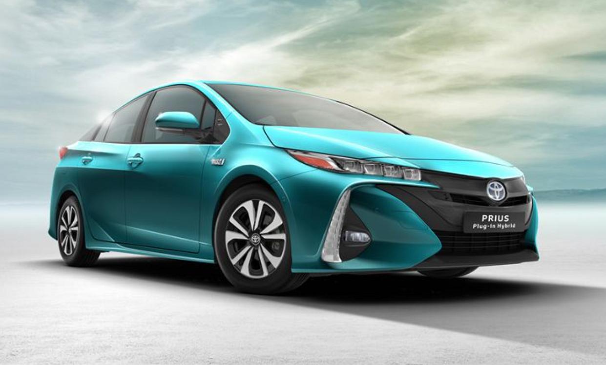 Toyota Plug In Hybrid >> Toyota Prius Plug In Hybrid Saapuu Suomeen Maaliskuussa