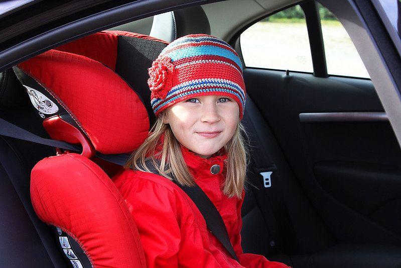 Lapsen Kuljettaminen Autossa