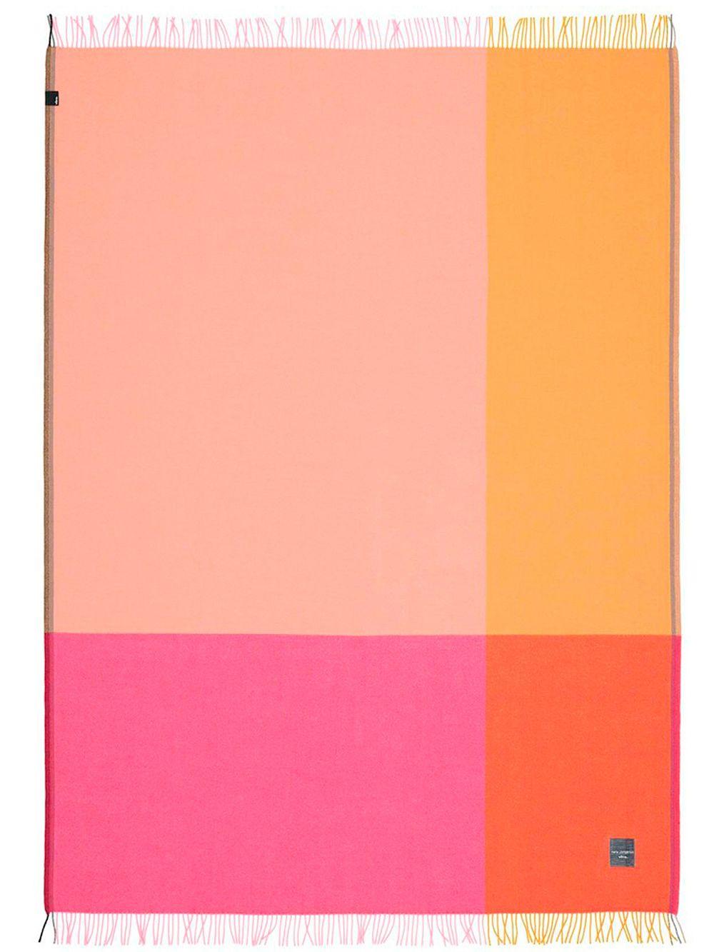 Vitran Colour Block -viltti