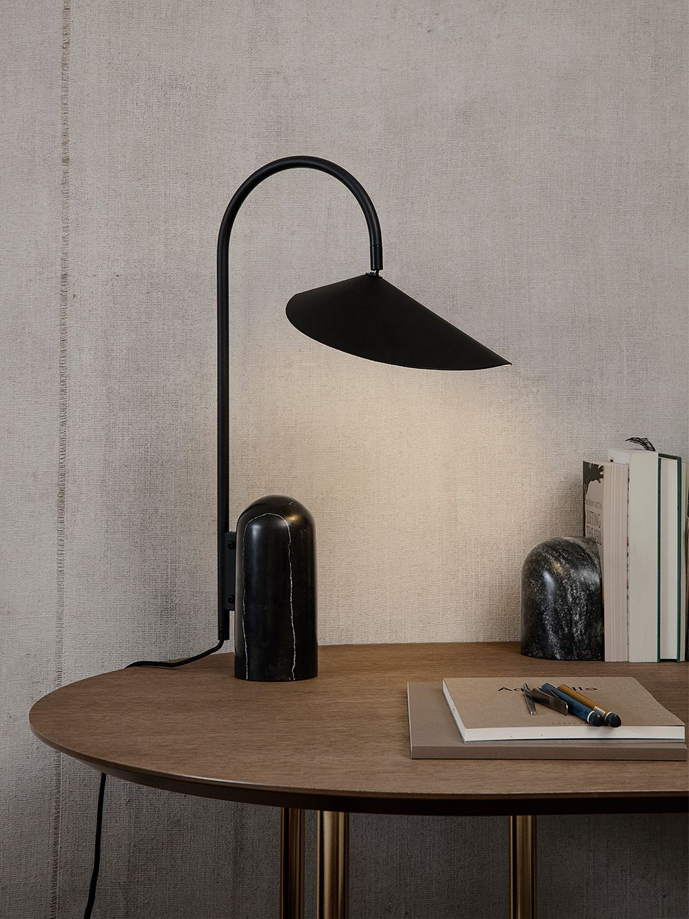 Arum lamp by Ferm Living