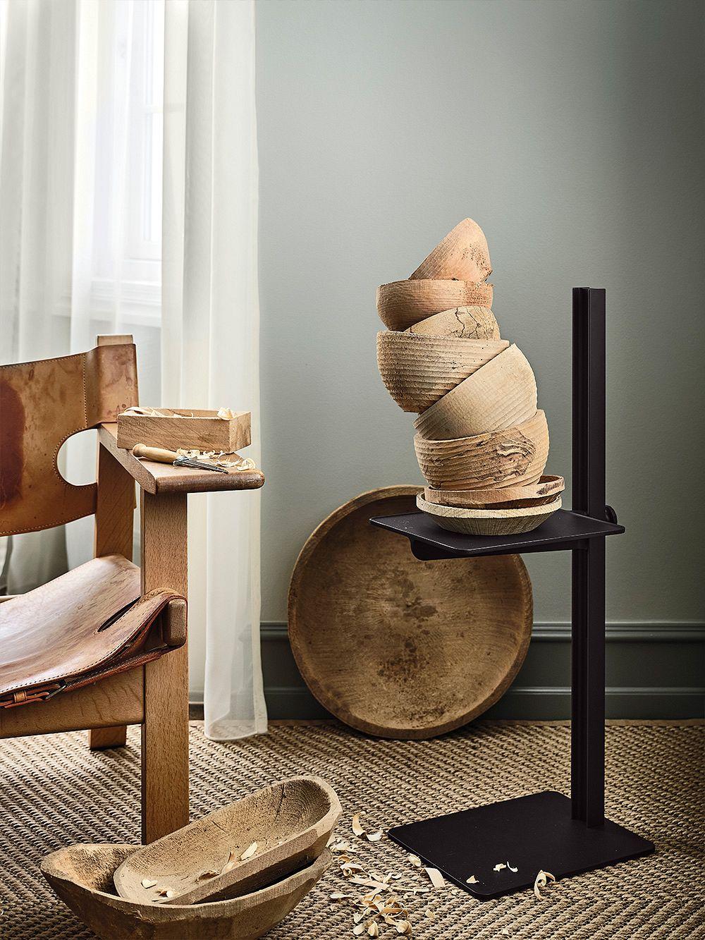 String Furnituren Museum-sivupöytä