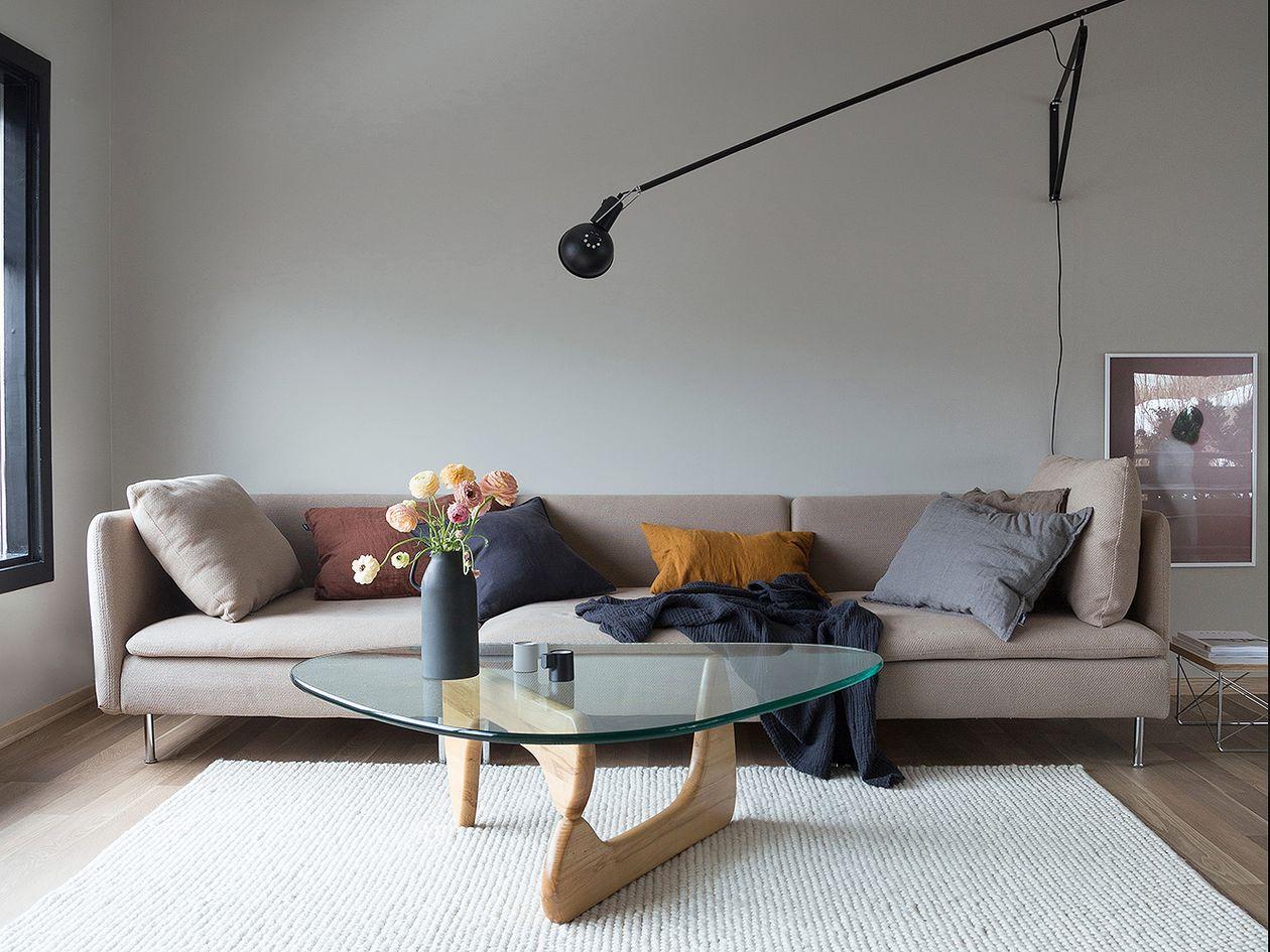 Vitra Noguchi-sohvapöytä
