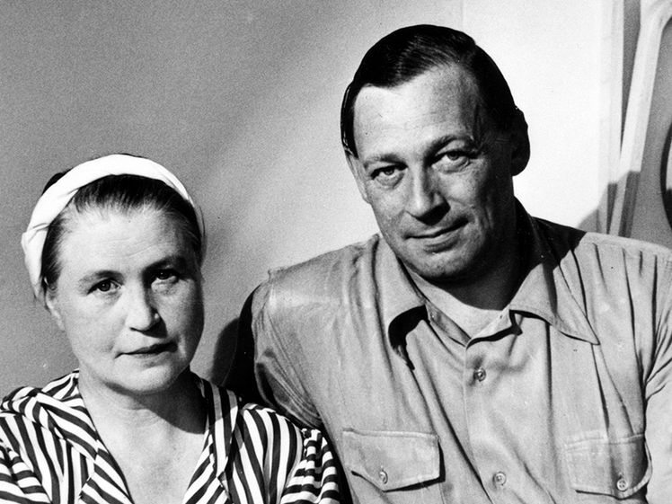 Aino ja Alvar Aalto