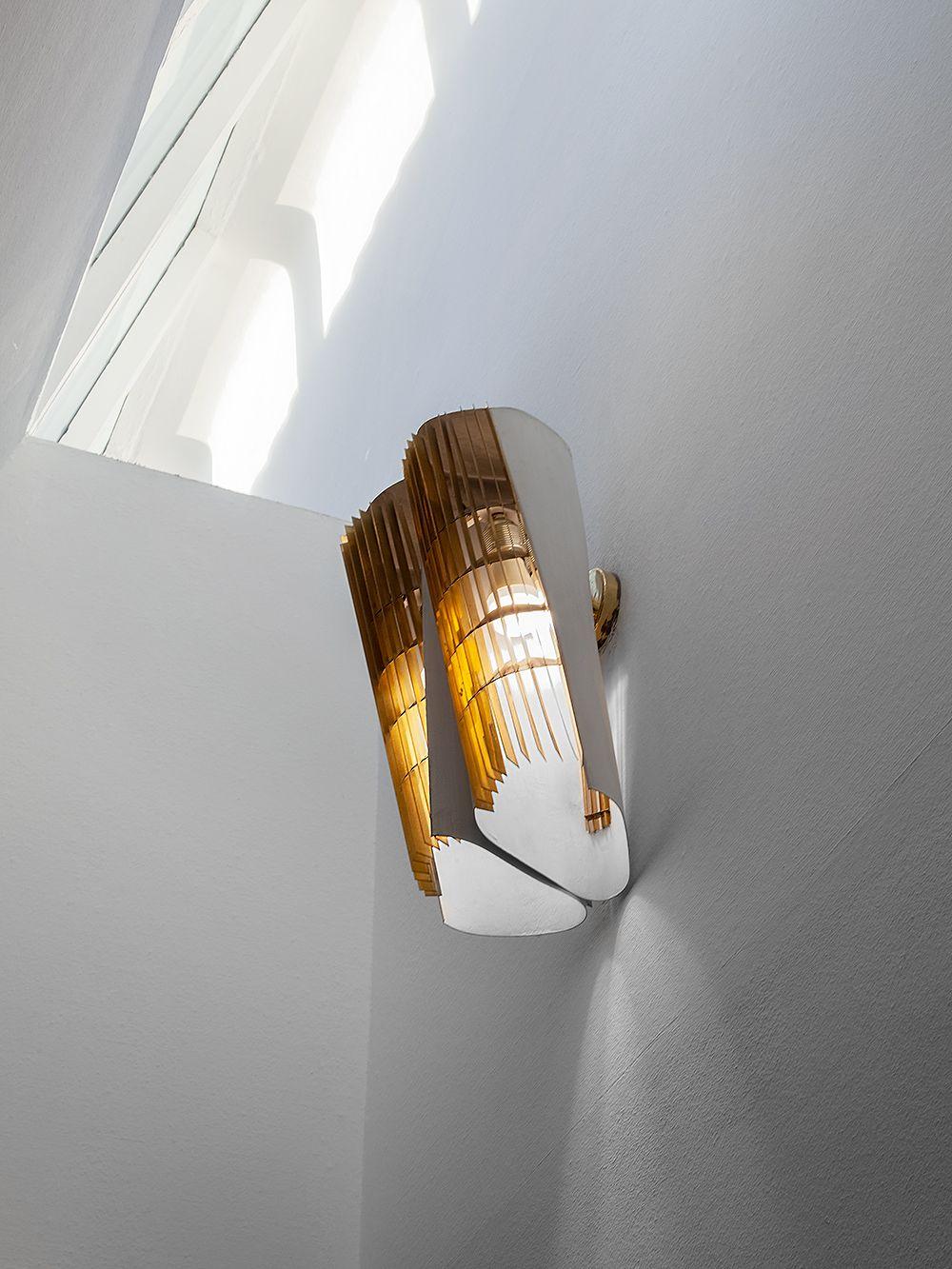 Alvar Aalto Kulturhaus Wolfsburg, valaisin