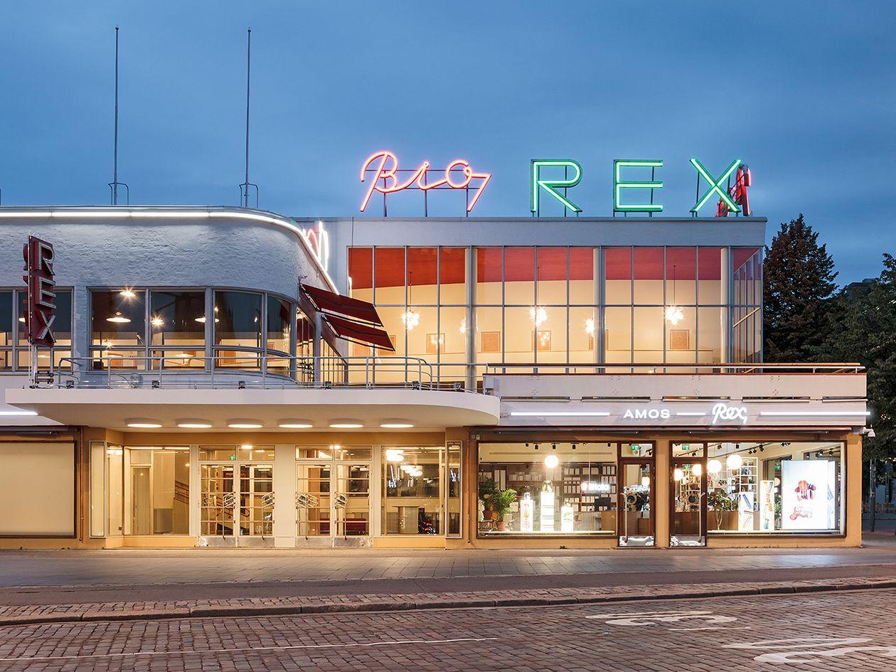 Amos Rex Helsinki