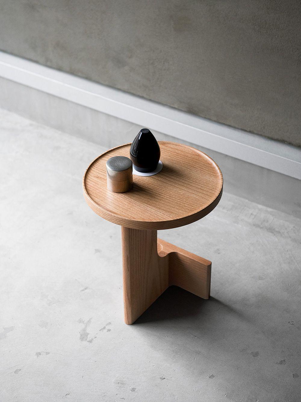 Ariake Beam-sivupöytä