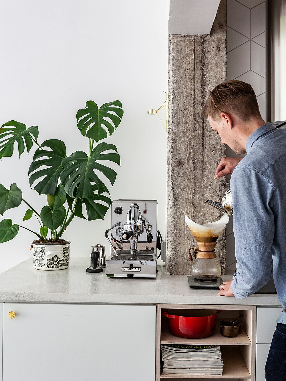 Chemex Classic -kahvinkeitin