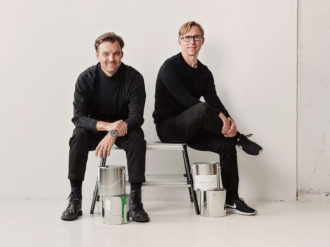Cover Story Anssi Jokinen ja Tommi Saarnio