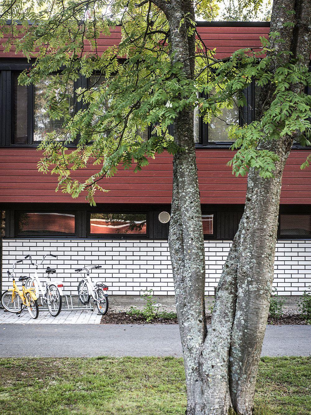 Rivitalokoti Oulussa