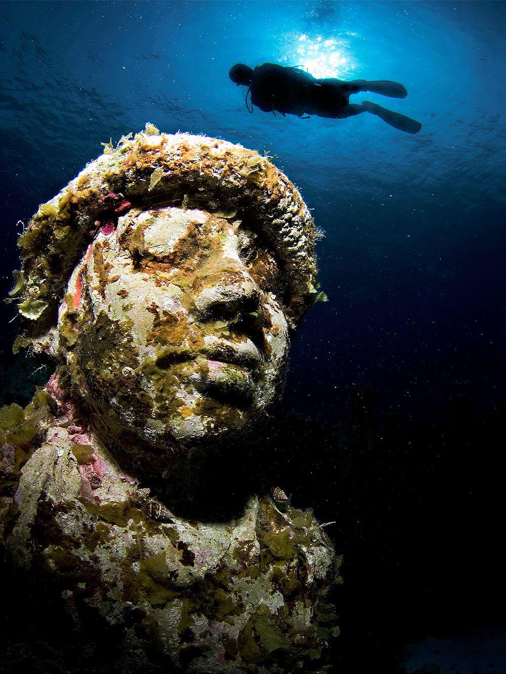 MUSA eli Museo Subacuático de Arte