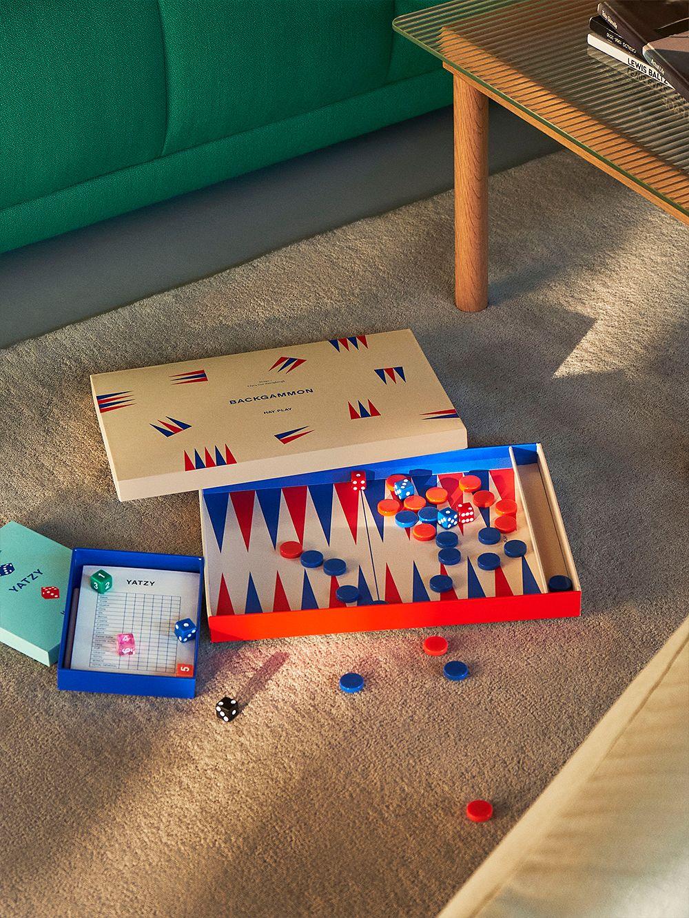 HAY PLAY Backgammon