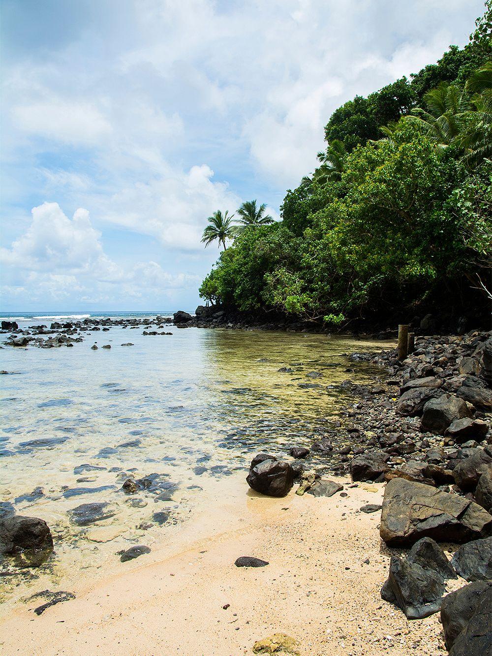 Samoa, Polynesia