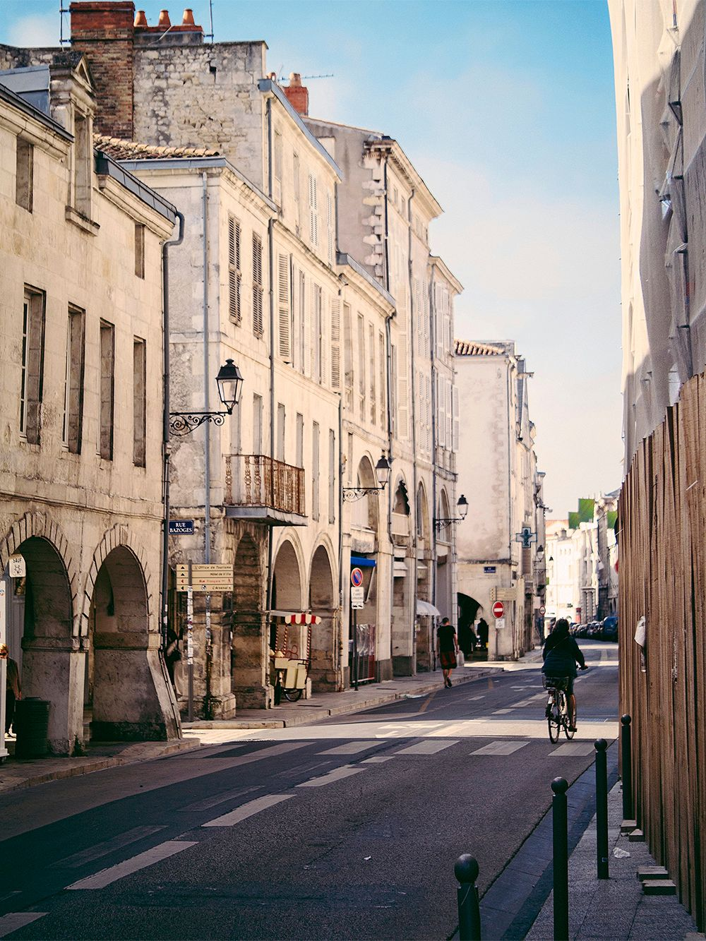 Pyöräilyreitit mahtavissa maisemissa: La Vélodyssée, Ranska