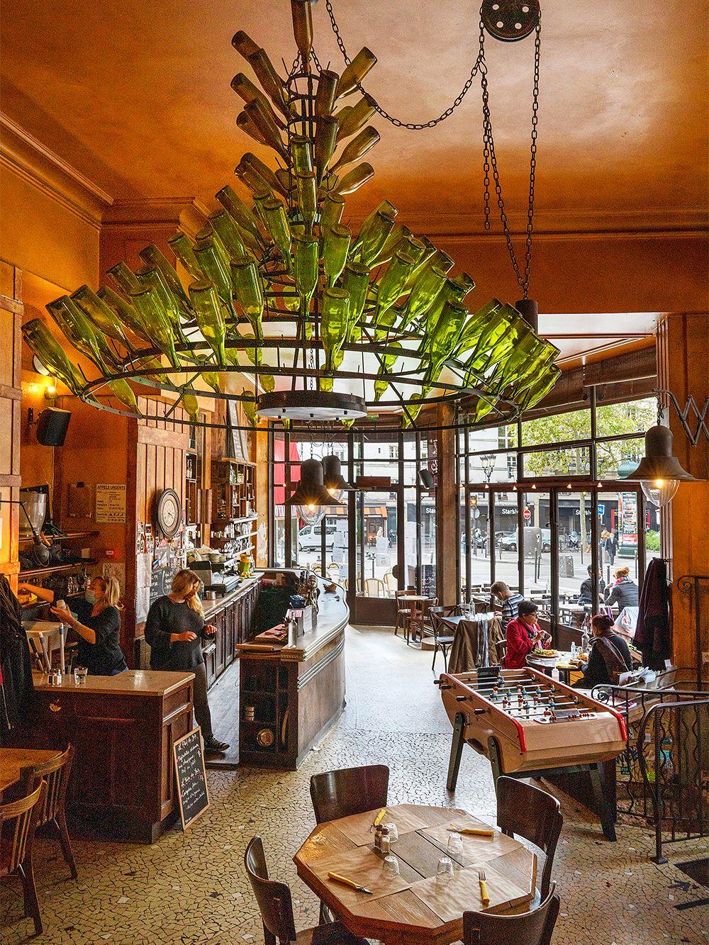La Foumi -ravintola Pariisissa