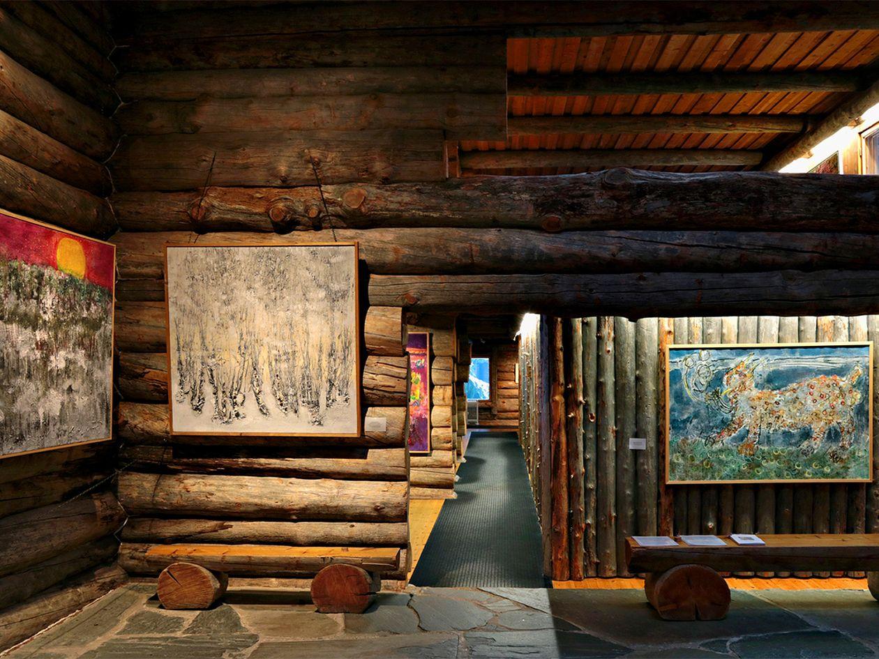 Särestöniemi-museo