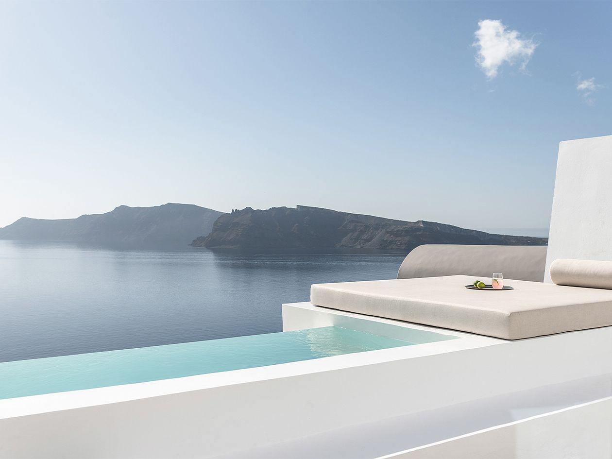 Saint Hotel, Santorini