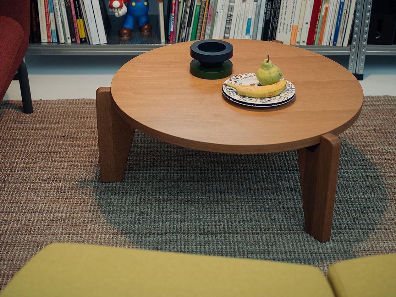 Guéridon Bas coffee table