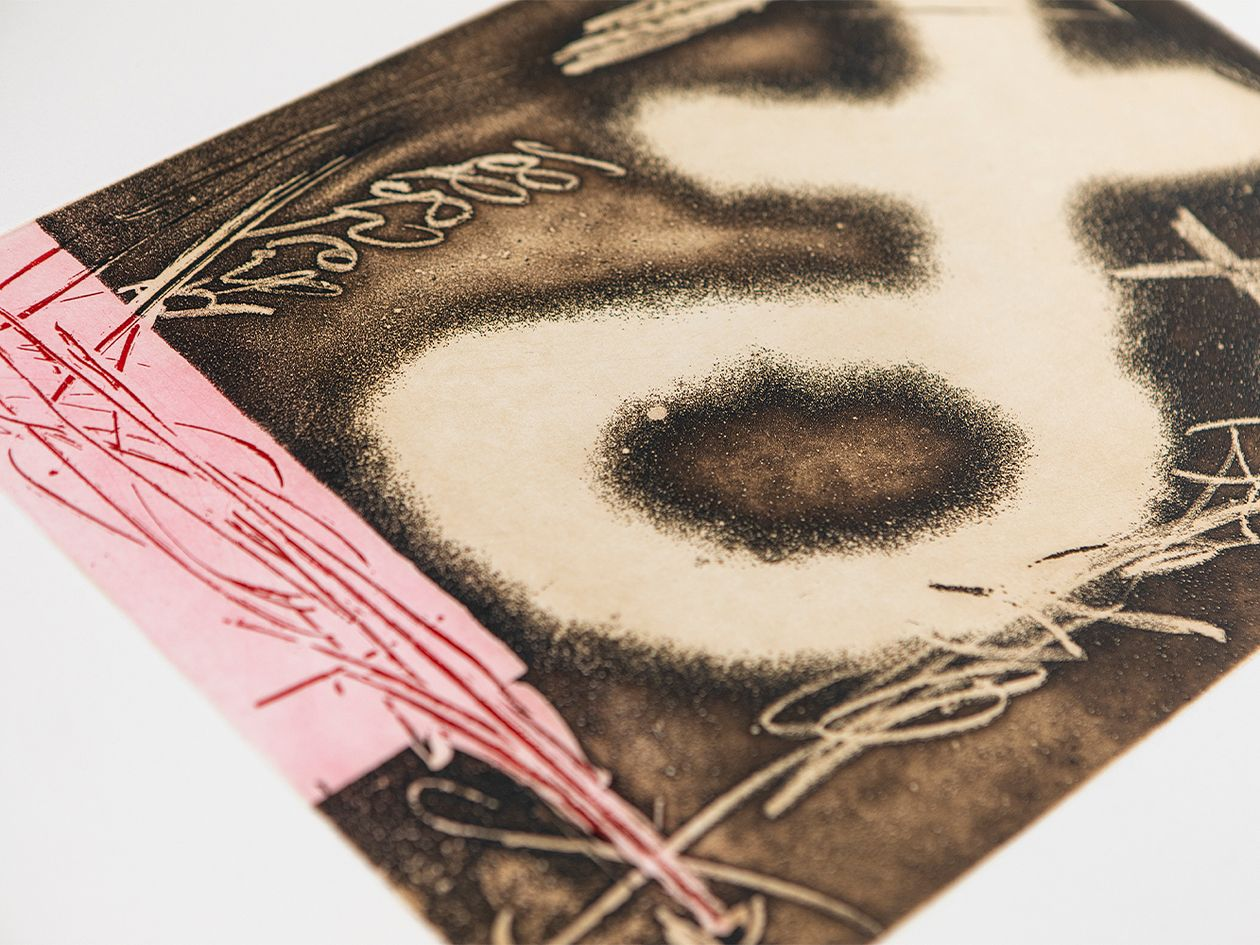 Antoni Tàpies: El péndulo inmóvil I