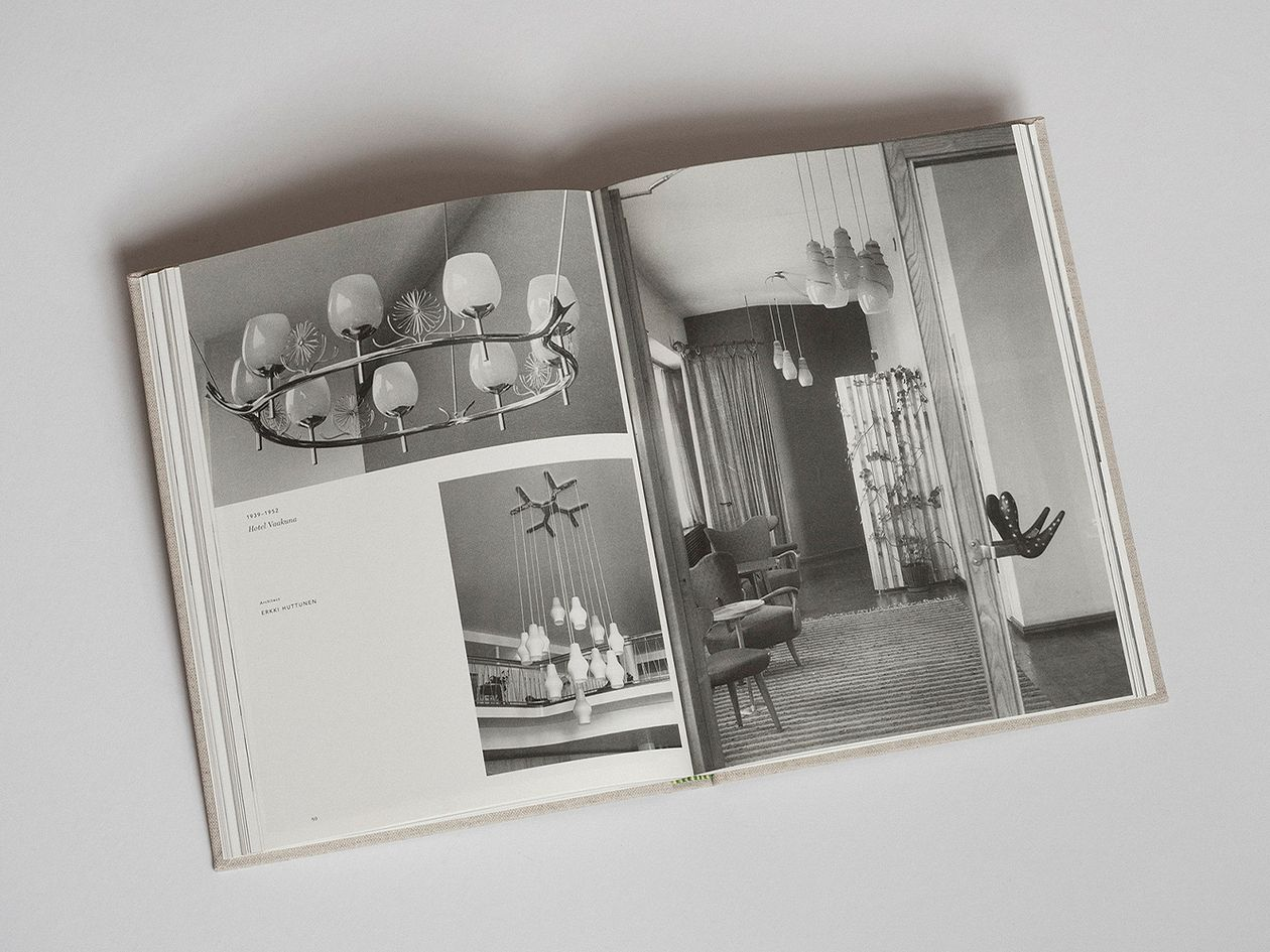 Toivo publishing Chasing Light: The Archival Photographs and Drawings of Paavo Tynell