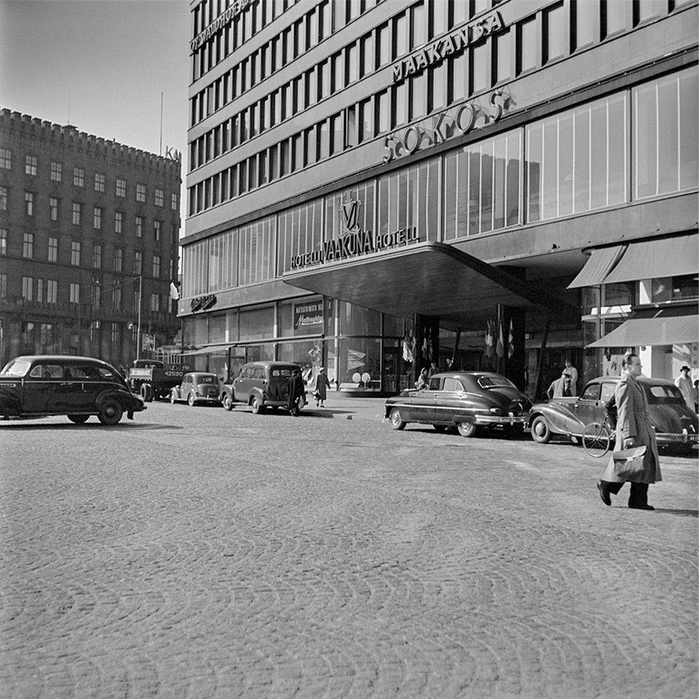 Hotelli Vaakuna 1952