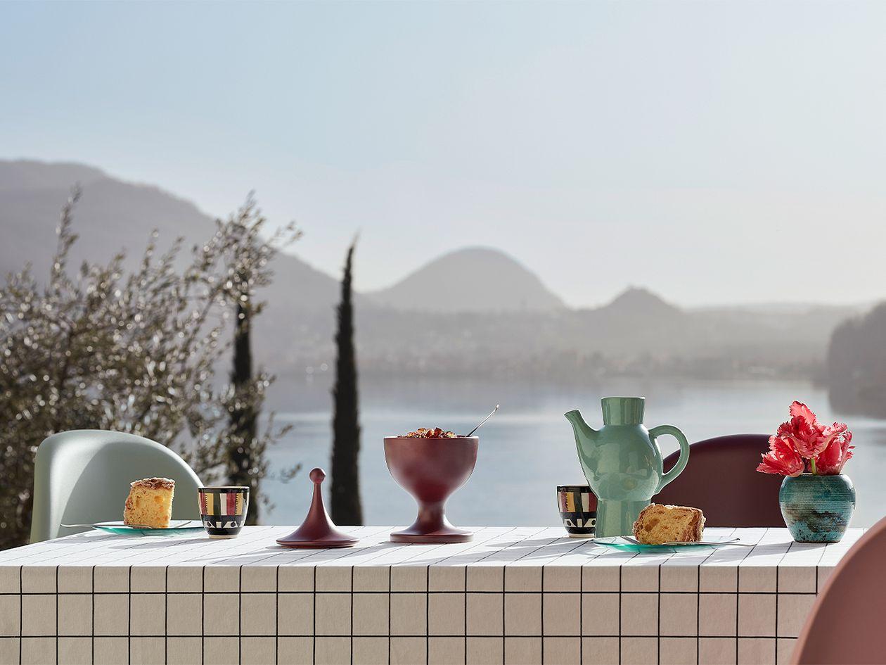 Vitra Ceramic Container