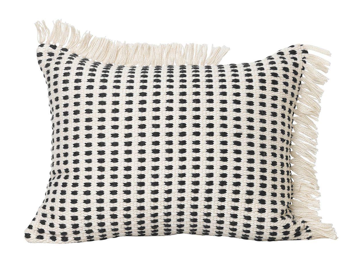 Ferm Living's Way cushion.