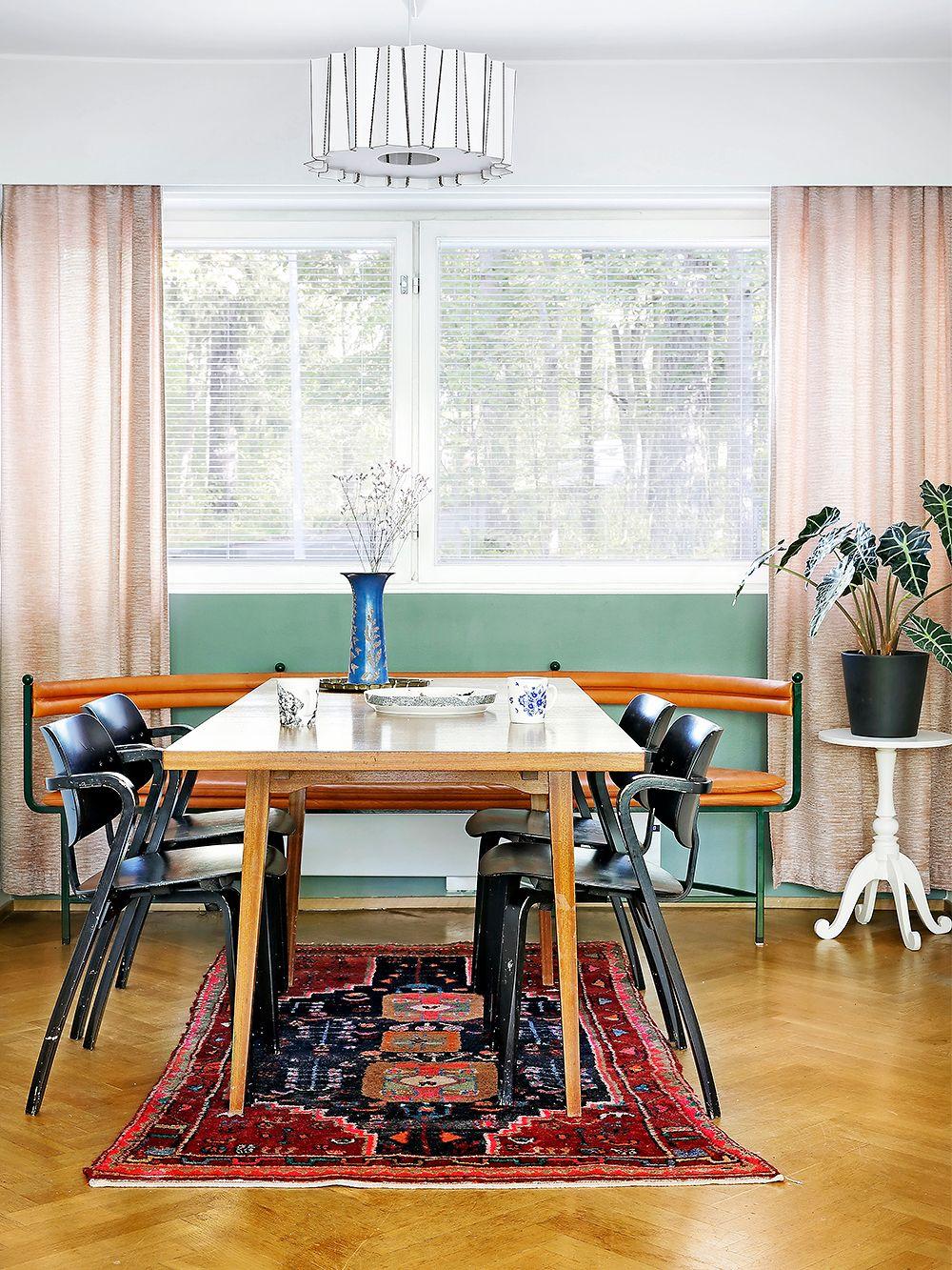 Tapiovaaran Aslak-tuolit ovat vintagea