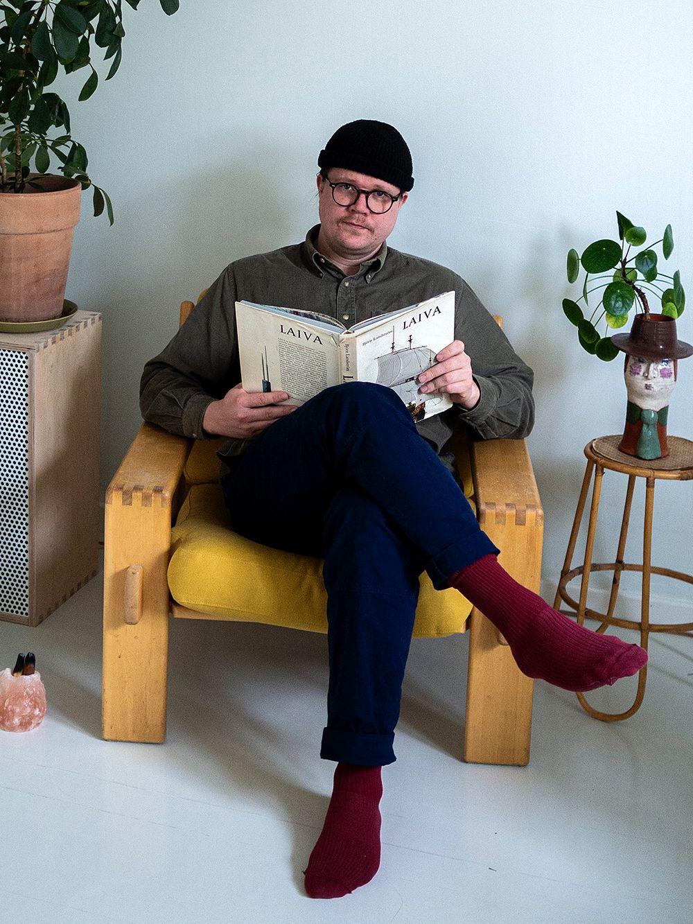 Art Director Antti Grundström