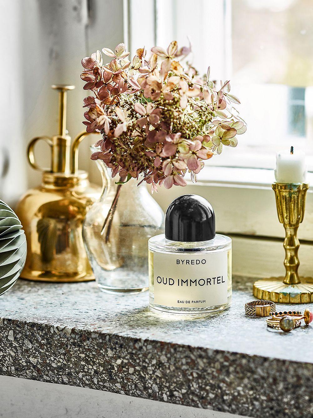 Byredo Oud Immortel -tuoksu