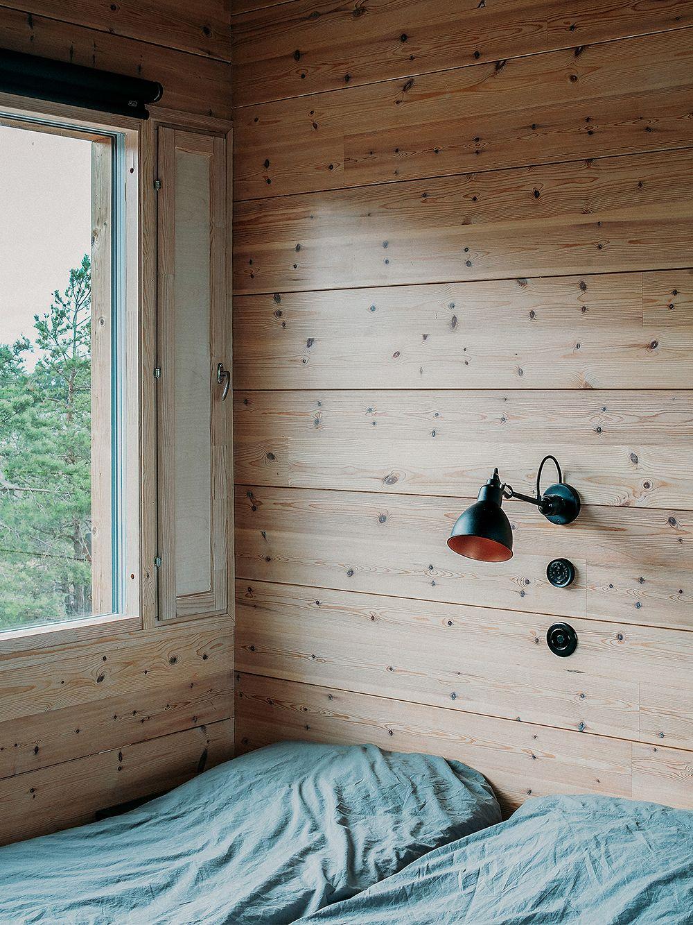 Projekti Ö makuuhuone