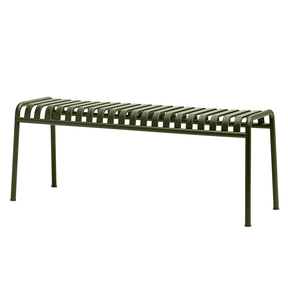 Hay's Palissade bench in Olive