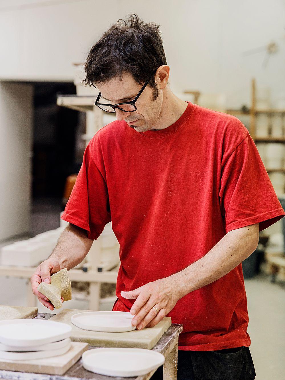 Tonfisk Designin perustaja, Brian Keaney.