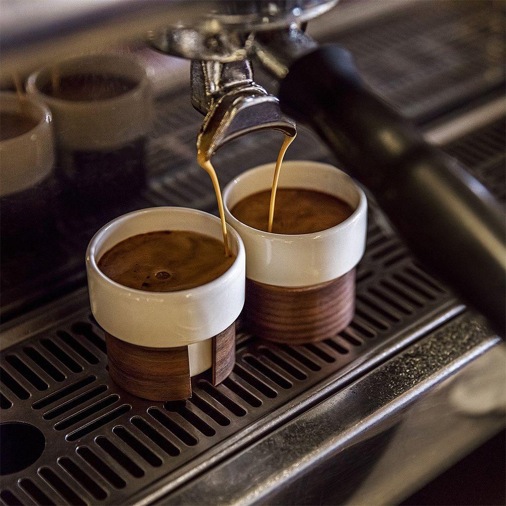 Tonfisk Designin Warm-espressokupit
