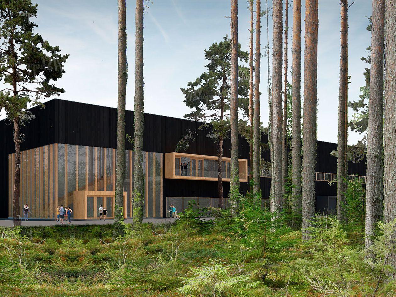 Finnish Design Shopin logistiikkakeskus Turussa