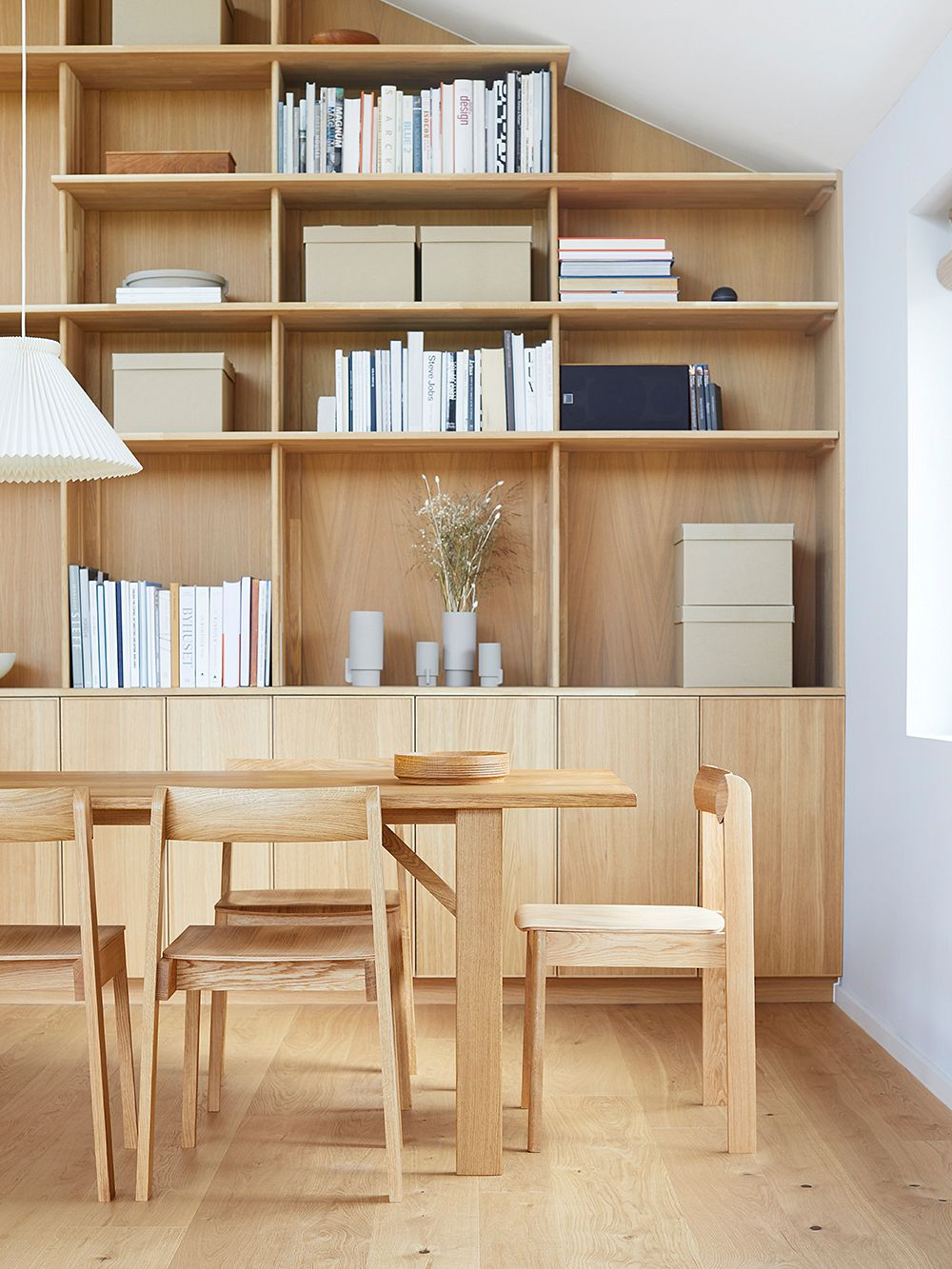 Form & Refine Blueprint tuoli, tammi