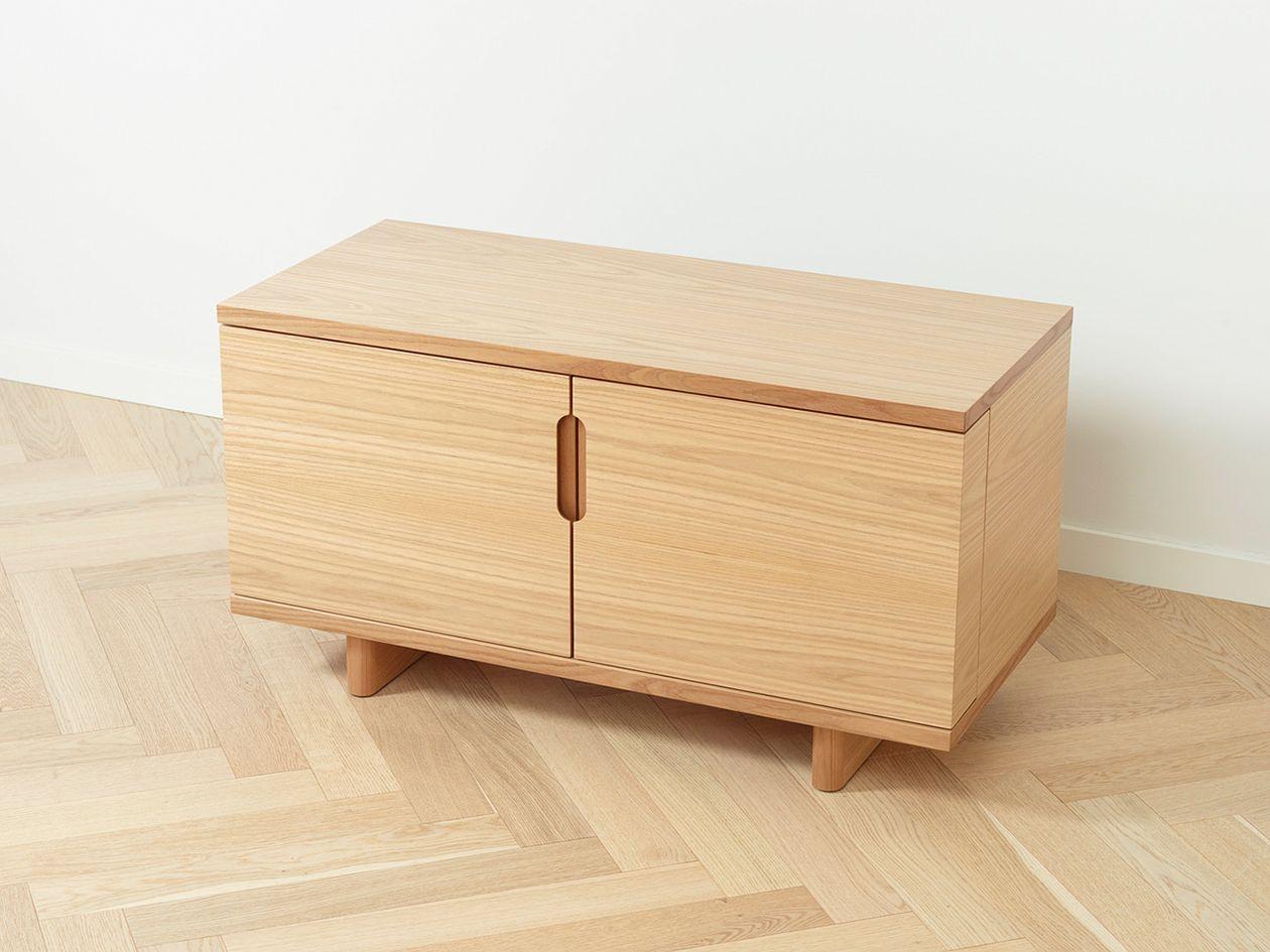 Wooden Cradenza Uno